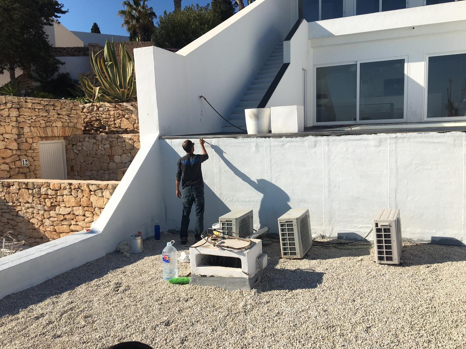 Foto 28 de Cubiertas y tejados en Sant Antoni de Portmany | Impermeabilizaciones Laachiri Bachir Ibiza