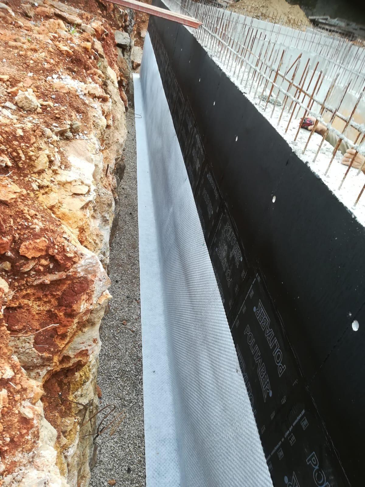 Foto 19 de Cubiertas y tejados en Sant Antoni de Portmany | Impermeabilizaciones Laachiri Bachir Ibiza