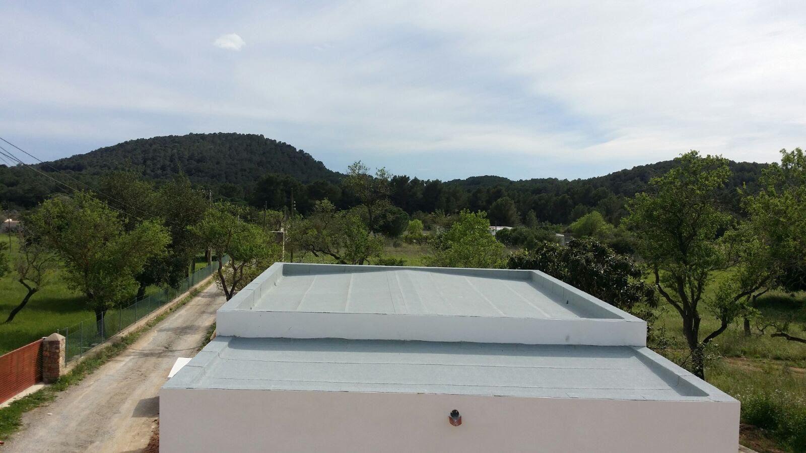 Foto 37 de Cubiertas y tejados en Sant Antoni de Portmany | Impermeabilizaciones Laachiri Bachir Ibiza