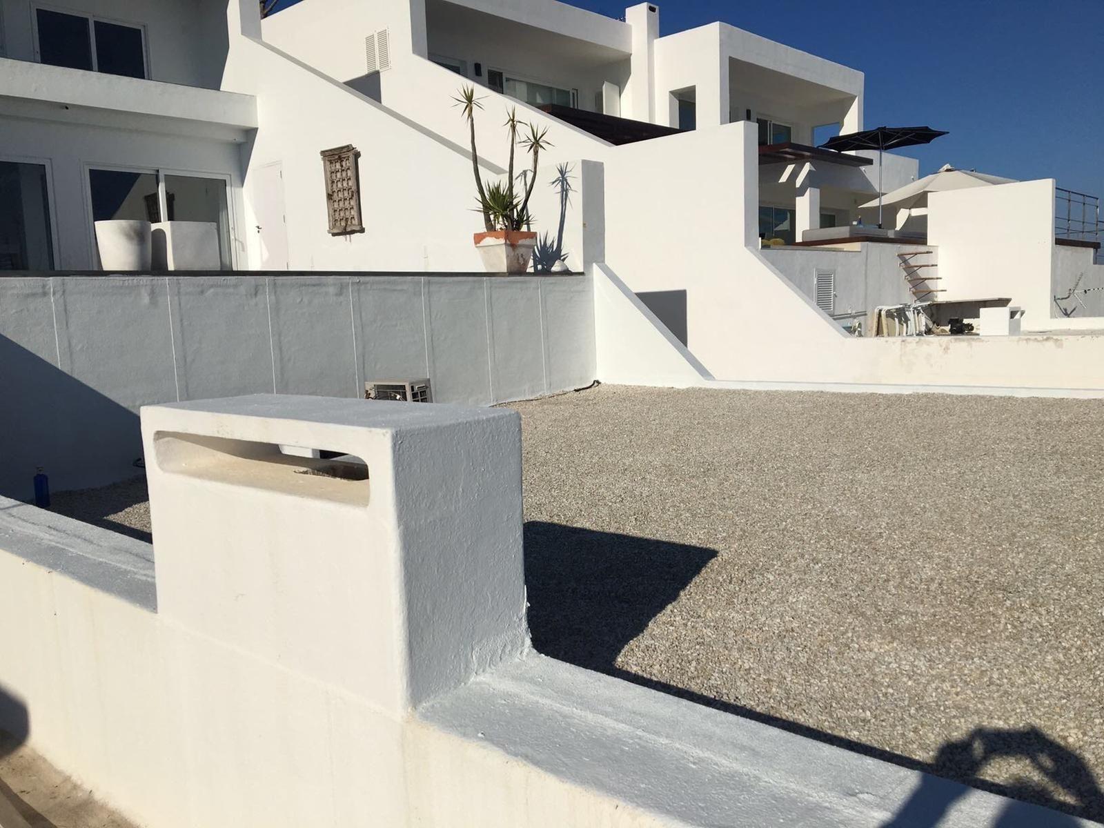 Foto 30 de Cubiertas y tejados en Sant Antoni de Portmany | Impermeabilizaciones Laachiri Bachir Ibiza