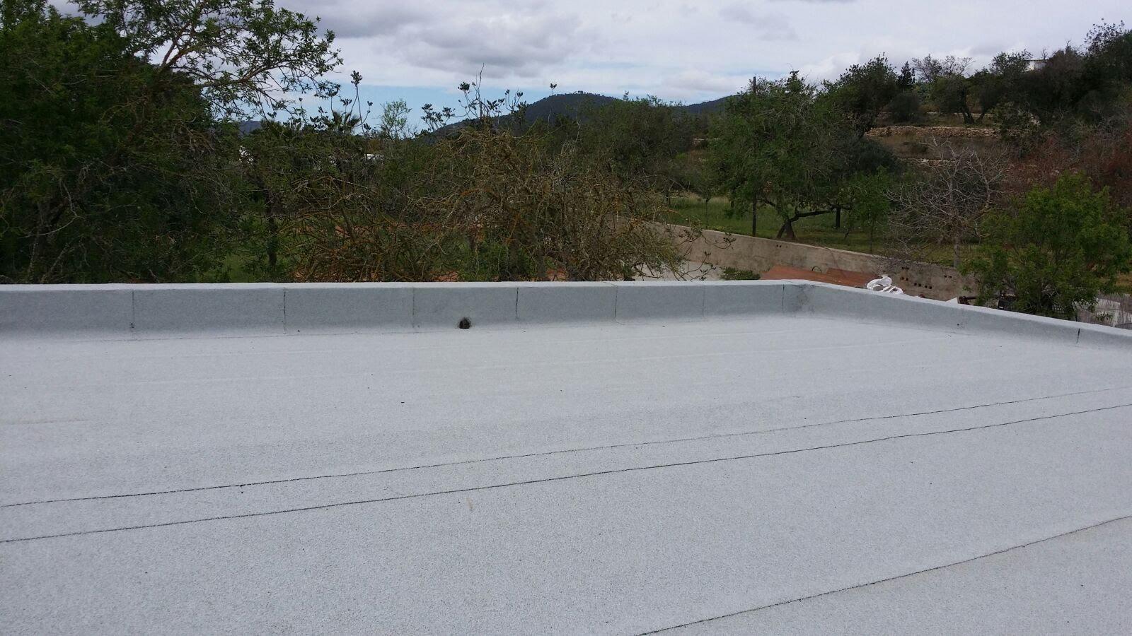 Foto 36 de Cubiertas y tejados en Sant Antoni de Portmany | Impermeabilizaciones Laachiri Bachir Ibiza