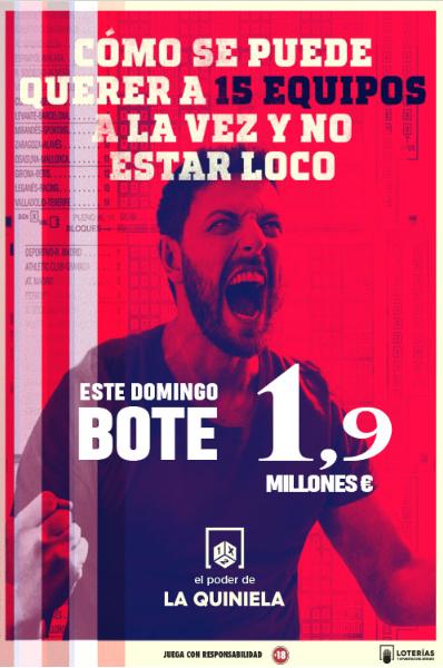 Sorteo Domingo 18/10/2020