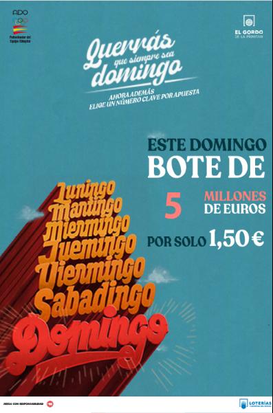 Sorteo Domingo 11/04/2021