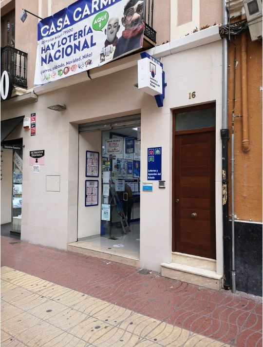 Jugar al Euromillón en Xàtiva