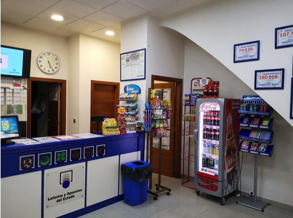 Administración de lotería en Xàtiva desde 1975