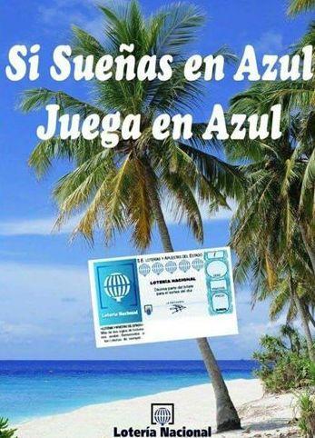 JUEGA DECIMO AZUL