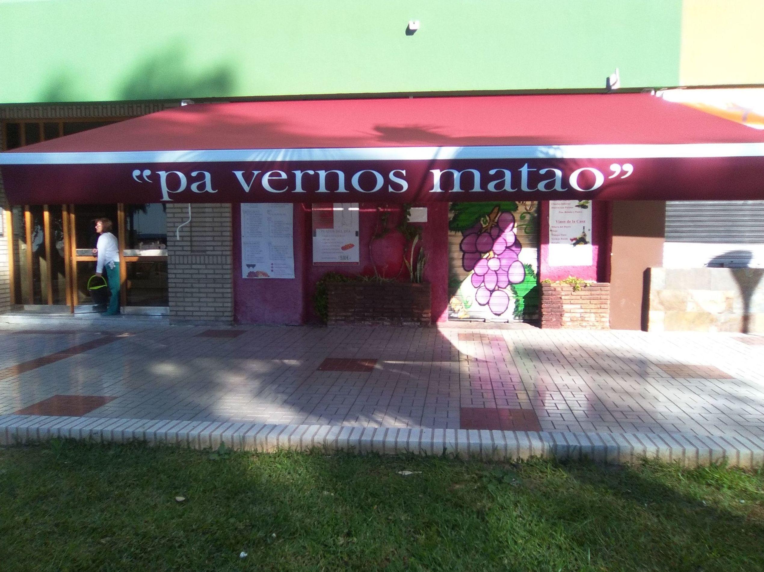 Foto 74 de Toldos y pérgolas en Málaga | Toldos Suárez