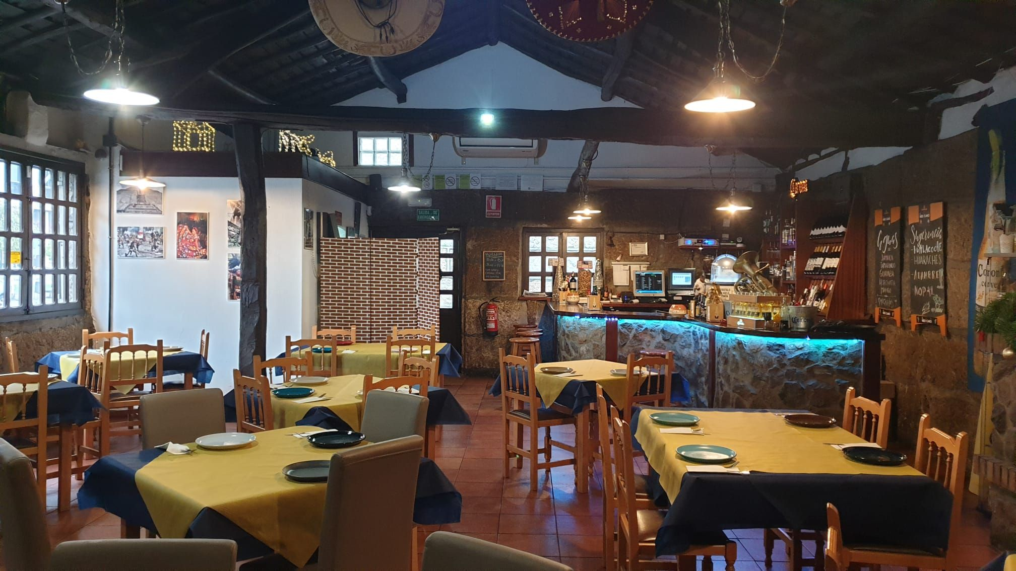 Foto 3 de Restaurante de cocina mexicana en    El Mexicano Autentico