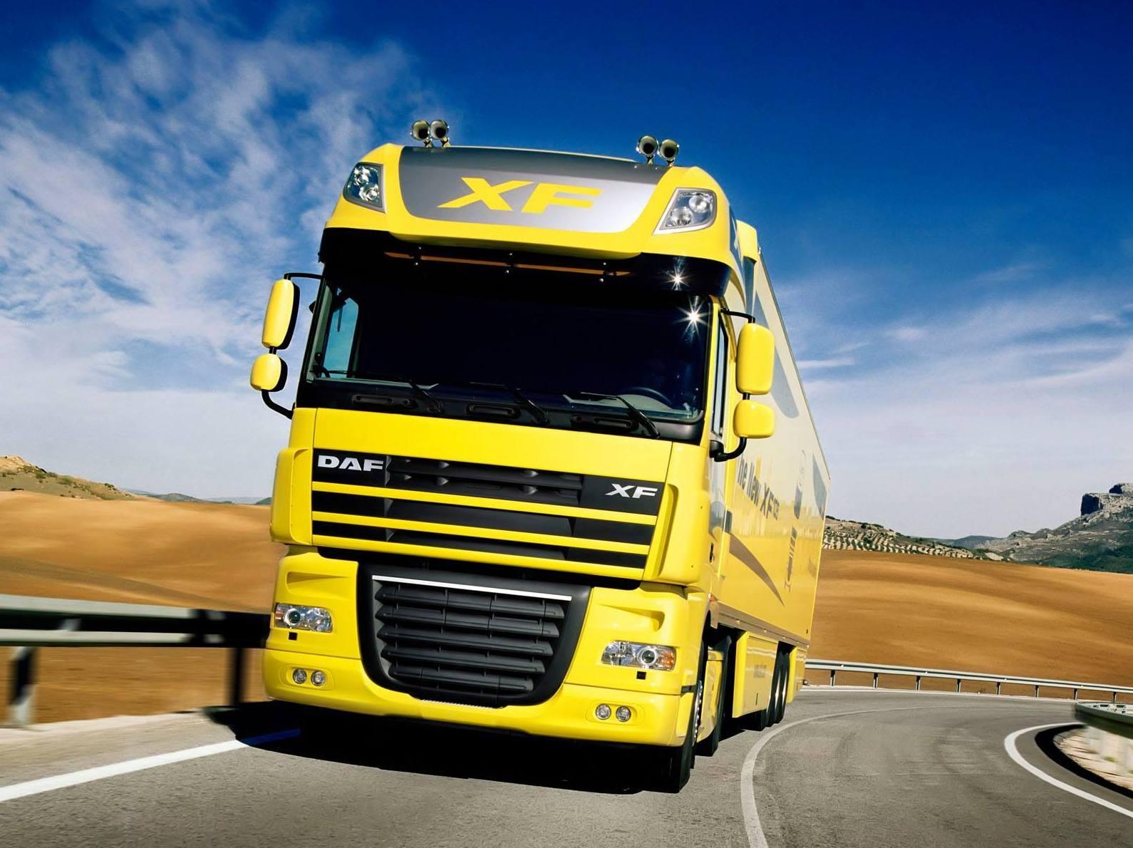 Carné de conducir para camiones
