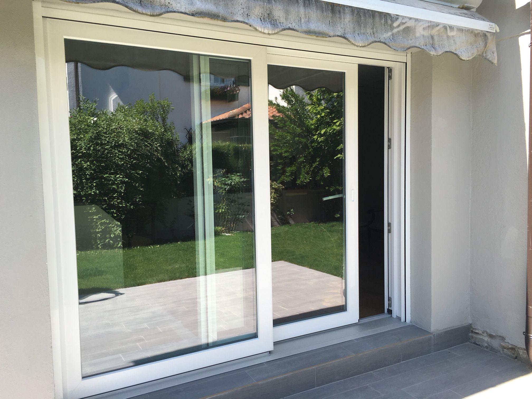 Puertas y ventanas de aluminio o PVC en Pamplona