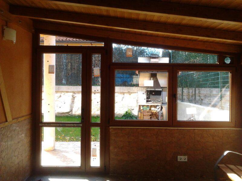 Carpintería de aluminio y PVC con servicio profesional en Pamplona