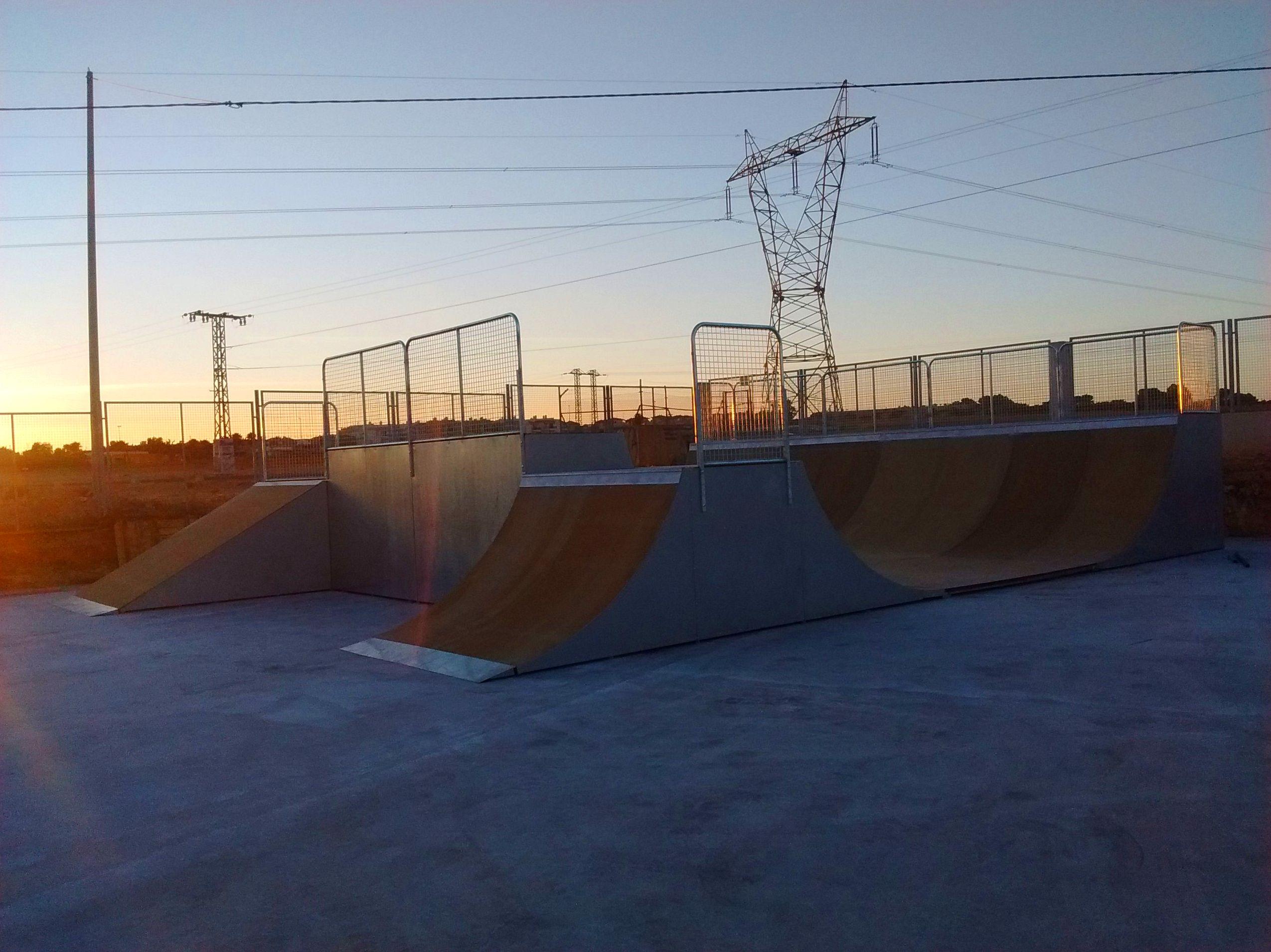 Foto 6 de Skate en Amorebieta | Transformers Skateparks