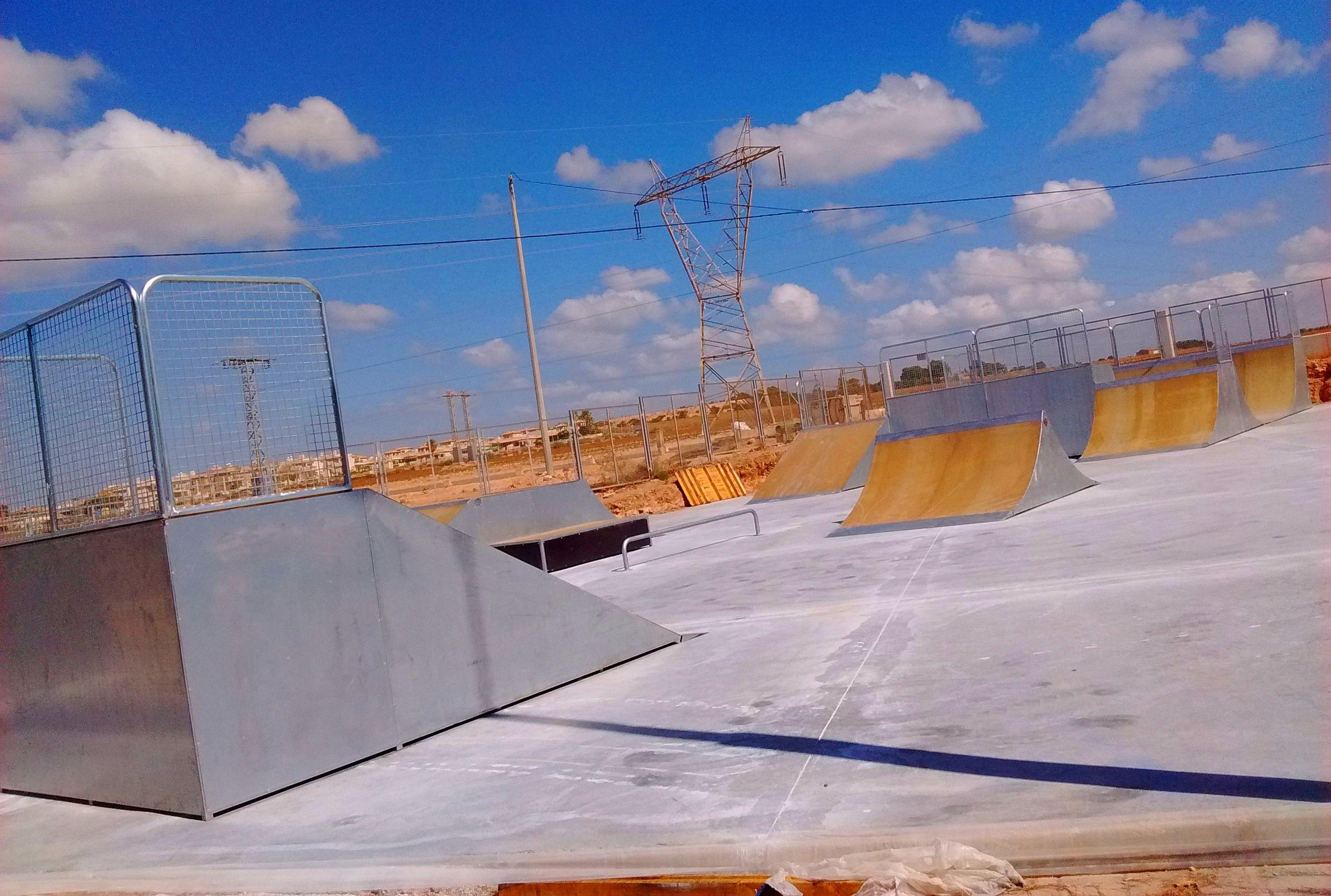 Foto 8 de Skate en Amorebieta | Transformers Skateparks