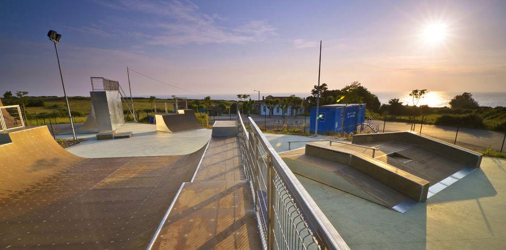 Foto 15 de Skate en Amorebieta-Etxano | Transformers Skateparks