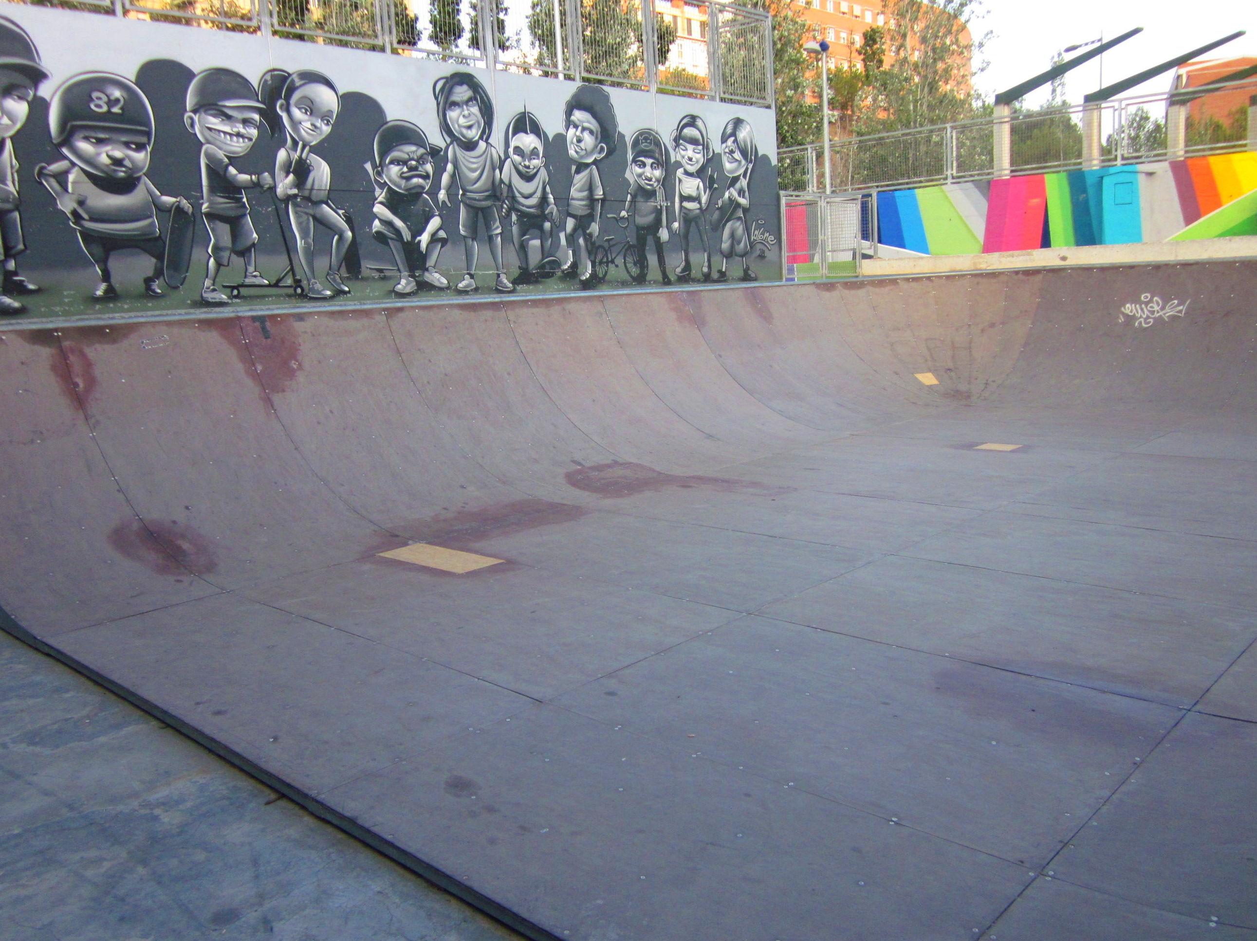 Foto 7 de Skate en Amorebieta | Transformers Skateparks
