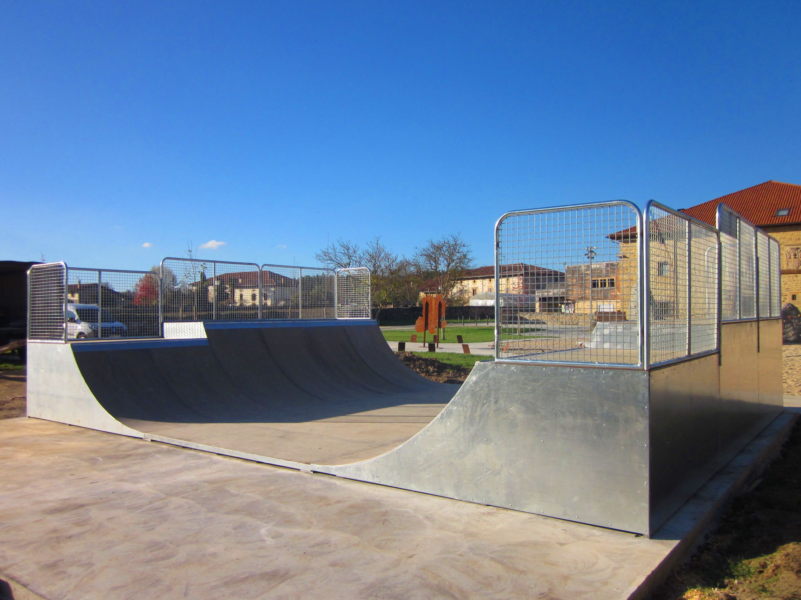 Foto 14 de Skate en Amorebieta | Transformers Skateparks