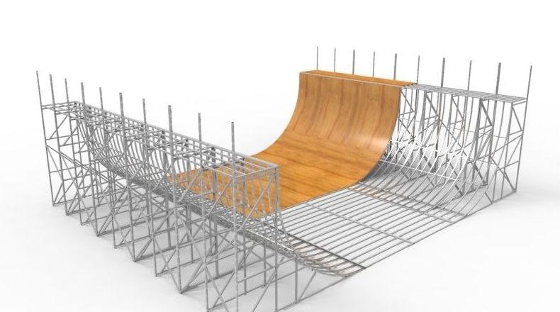 DESCRIPCIONES TÉCNICAS MÓDULOS : Productos de Osso Skateparks