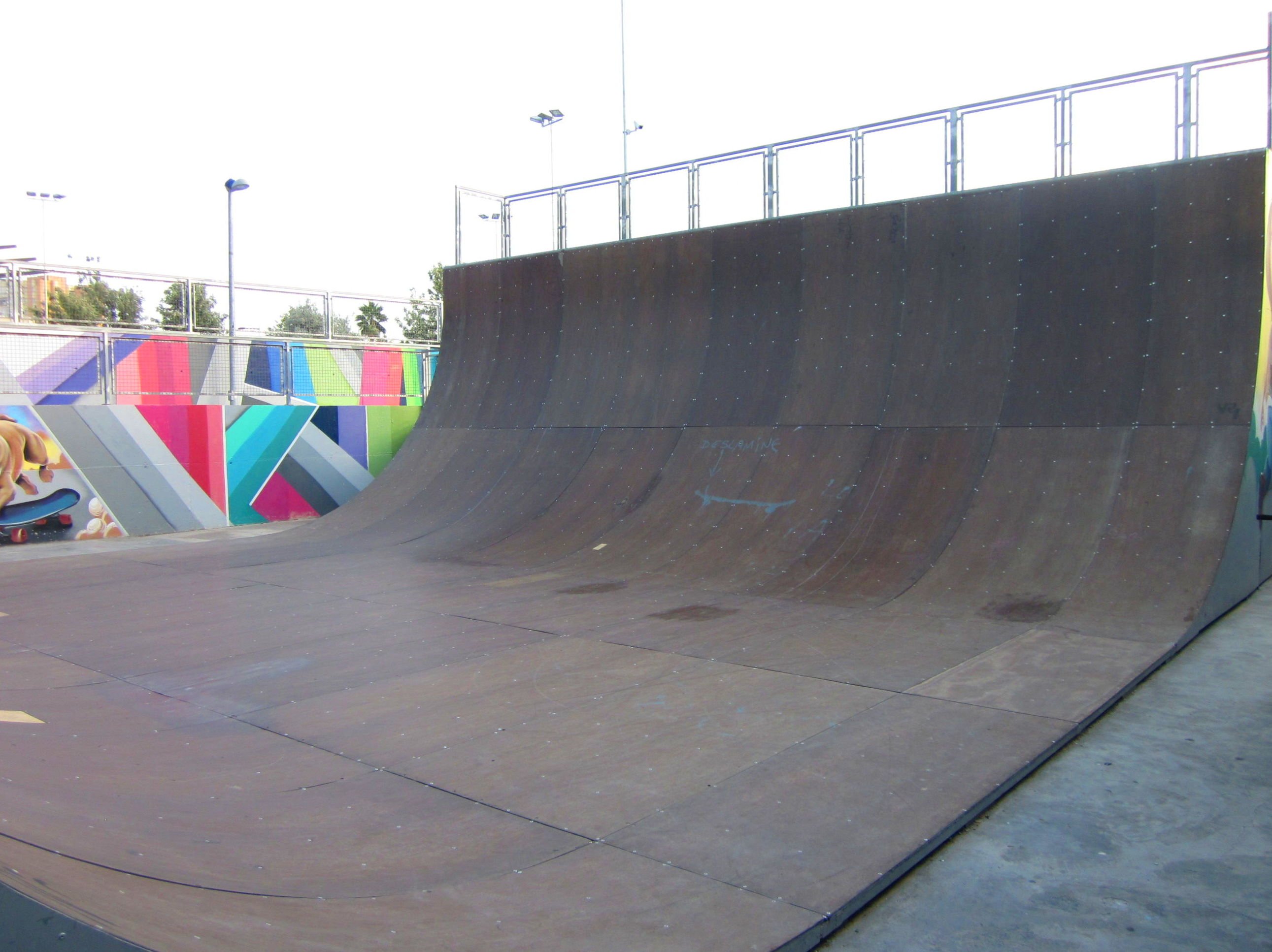 Foto 9 de Skate en Amorebieta | Transformers Skateparks