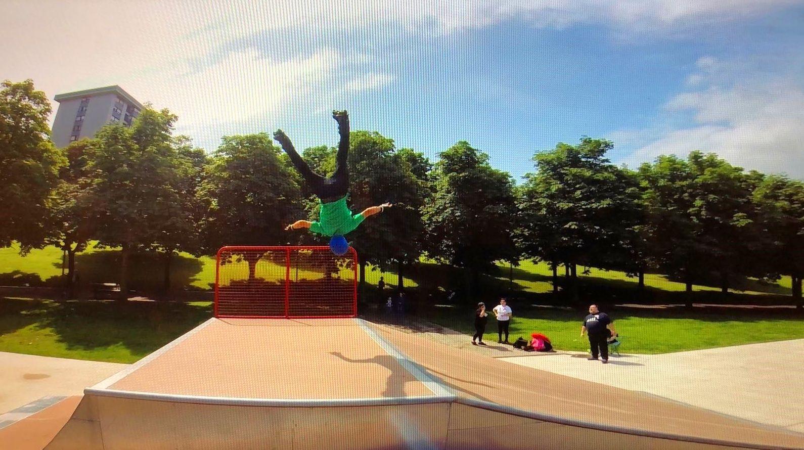 Foto 2 de Skate en Amorebieta | Osso Skateparks