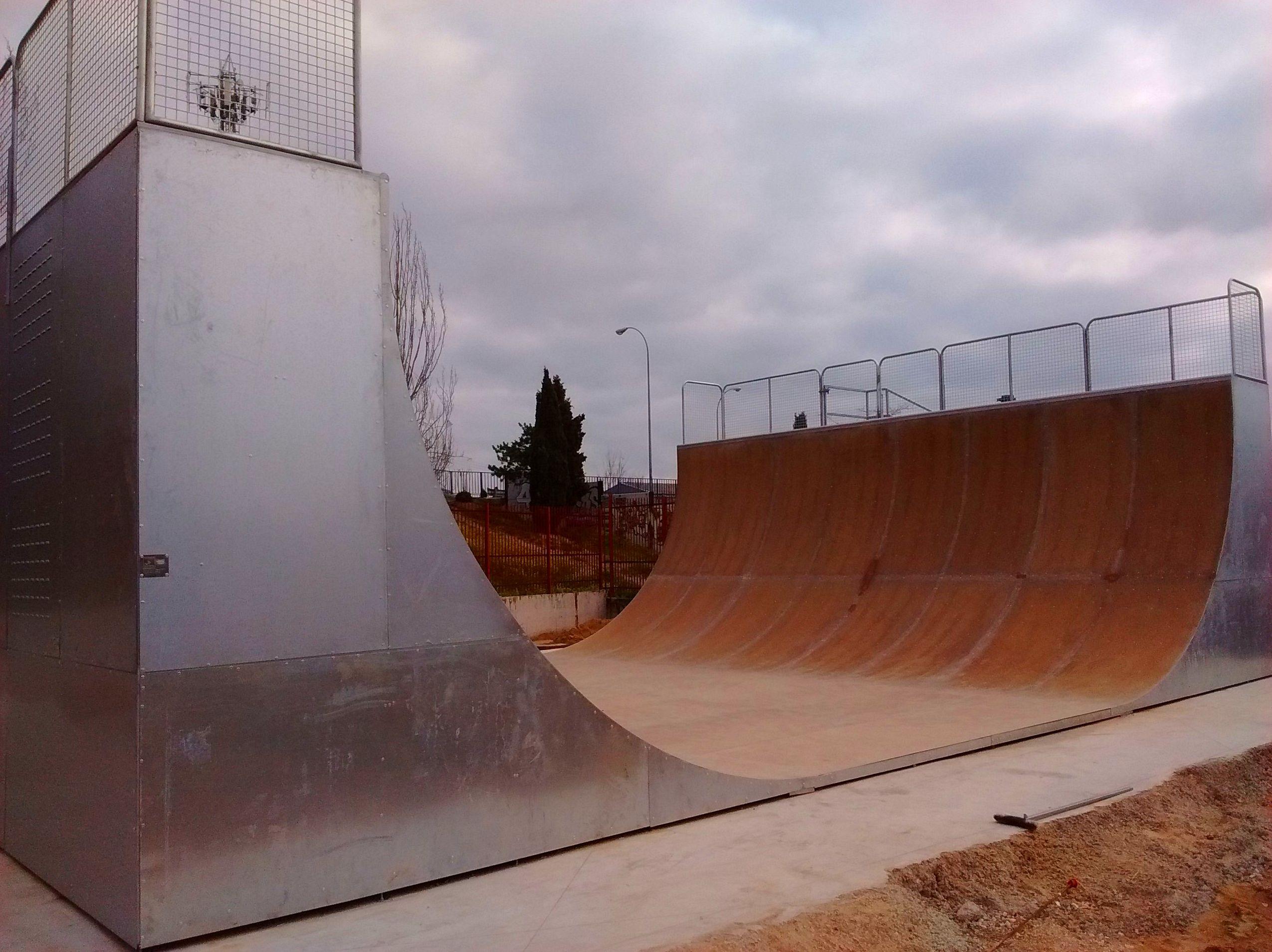 Foto 13 de Skate en Amorebieta-Etxano | Transformers Skateparks