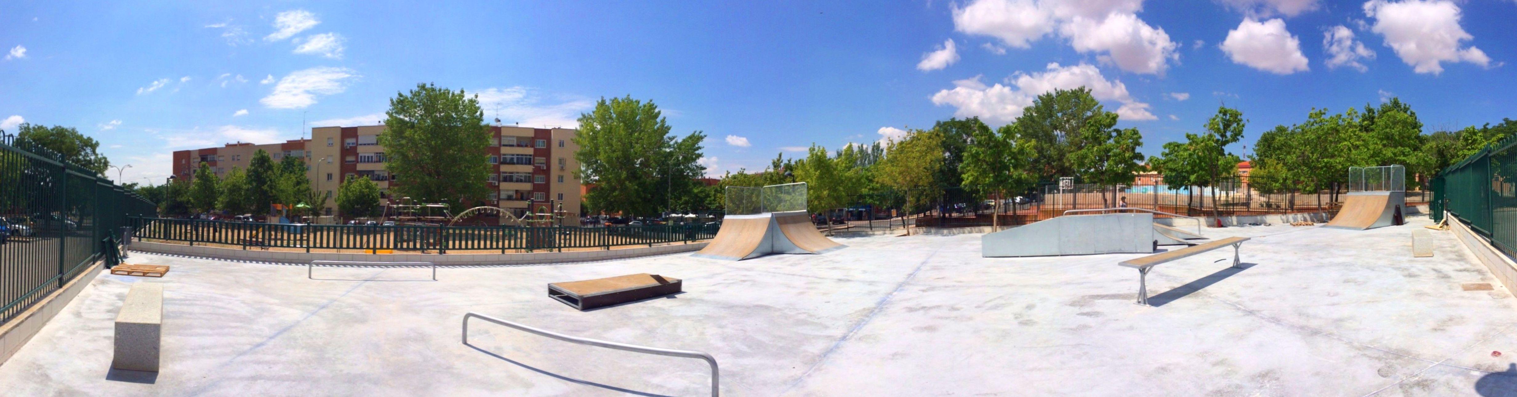 Foto 12 de Skate en Amorebieta | Transformers Skateparks