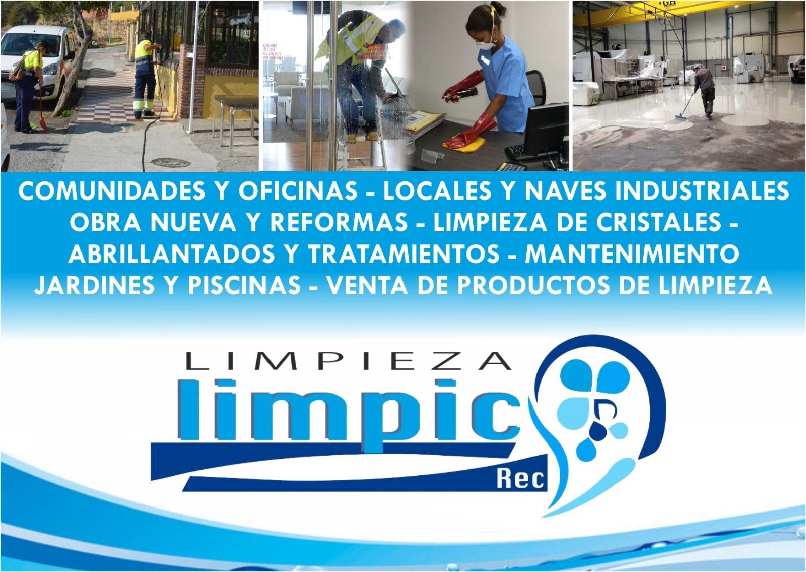 Foto 5 de Empresas de limpieza en  | Limpic Rec