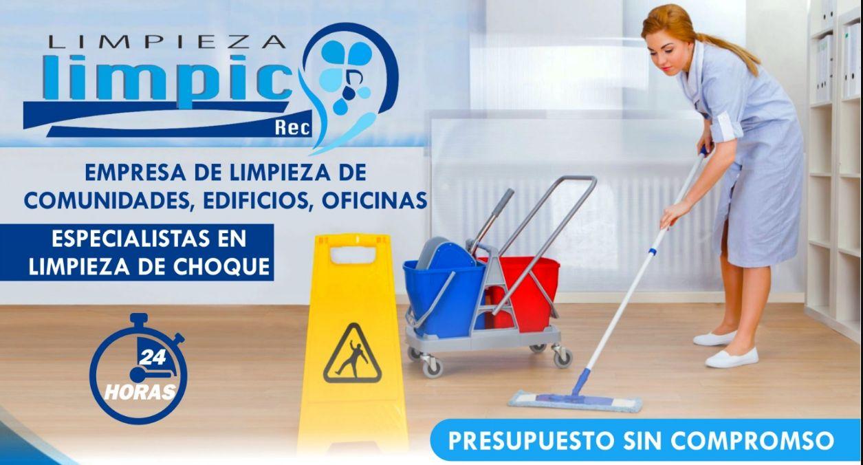Foto 4 de Empresas de limpieza en  | Limpic Rec