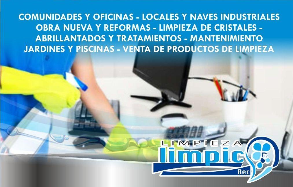 Foto 6 de Empresas de limpieza en  | Limpic Rec