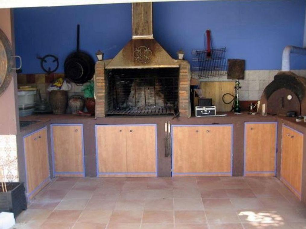 instalación de barbacoas zaragoza