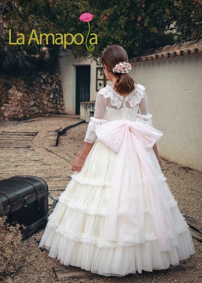 Vestidos de comunión Andalucía