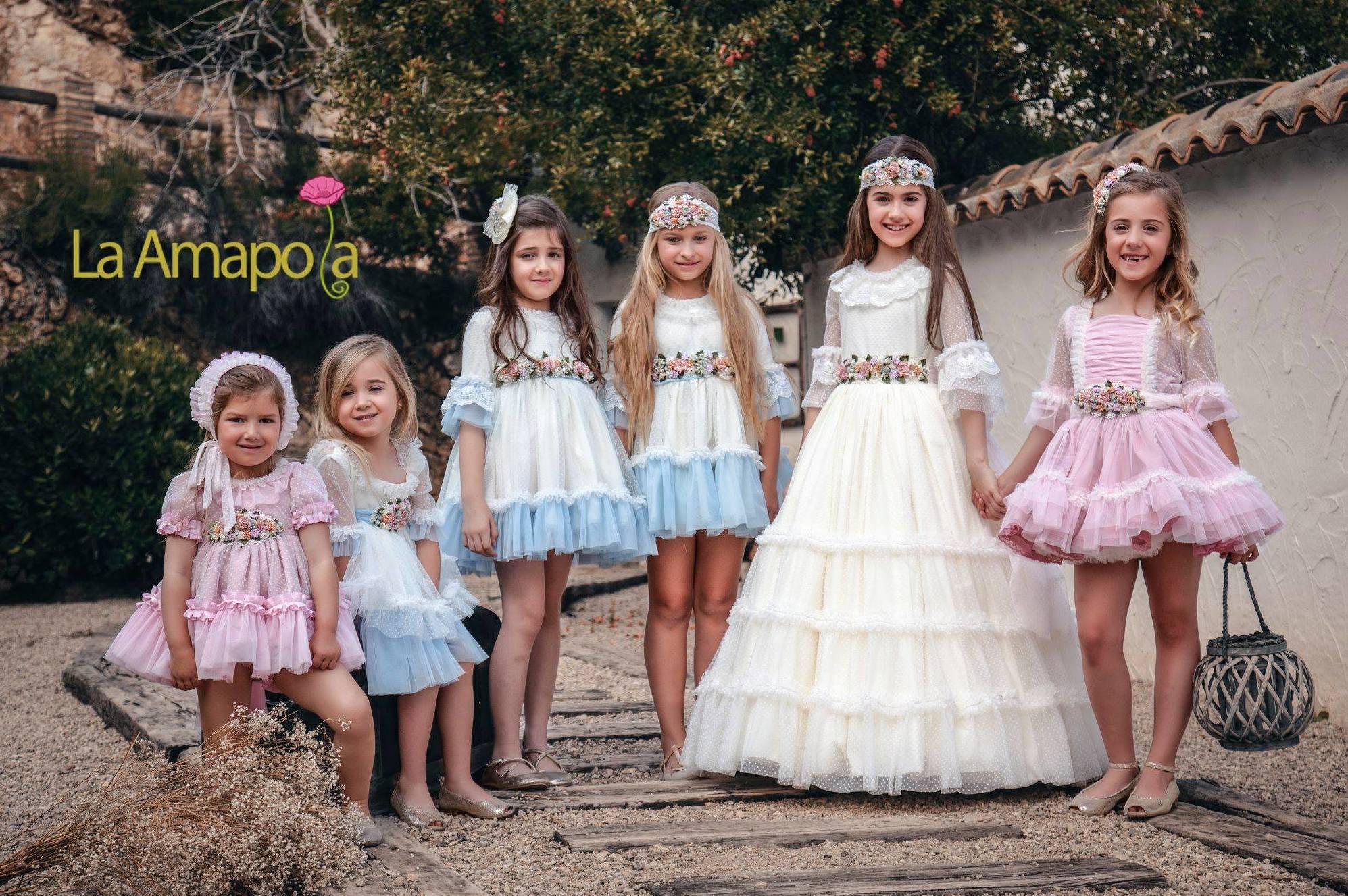 Ropa de ceremonia y comunión Andalucía