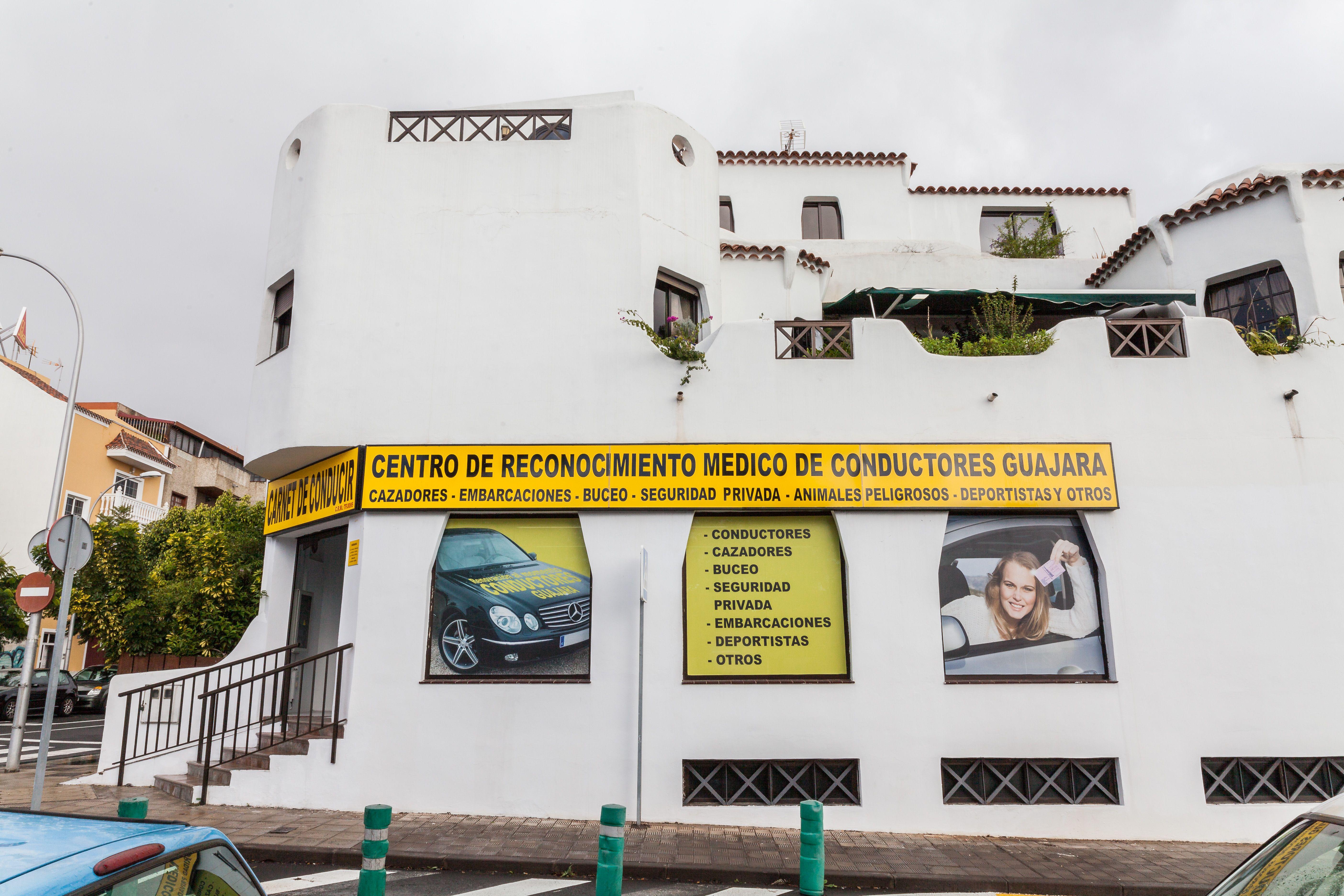 Foto 3 de Reconocimientos y certificados médicos en San Cristóbal de La Laguna | Centro Reconocimiento Médico Guajara