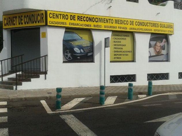 En el Centro Reconocimiento Médico Guajara contamos con un amplio horario