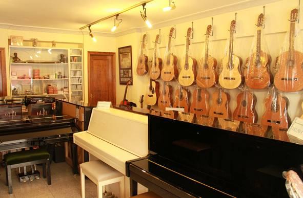 Foto 9 de Instrumentos de música en Almería | Casa de Música Ritmo