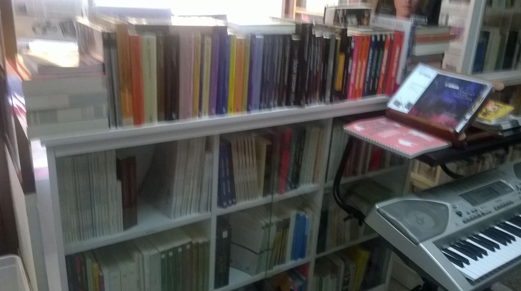 Libros de música en Almería