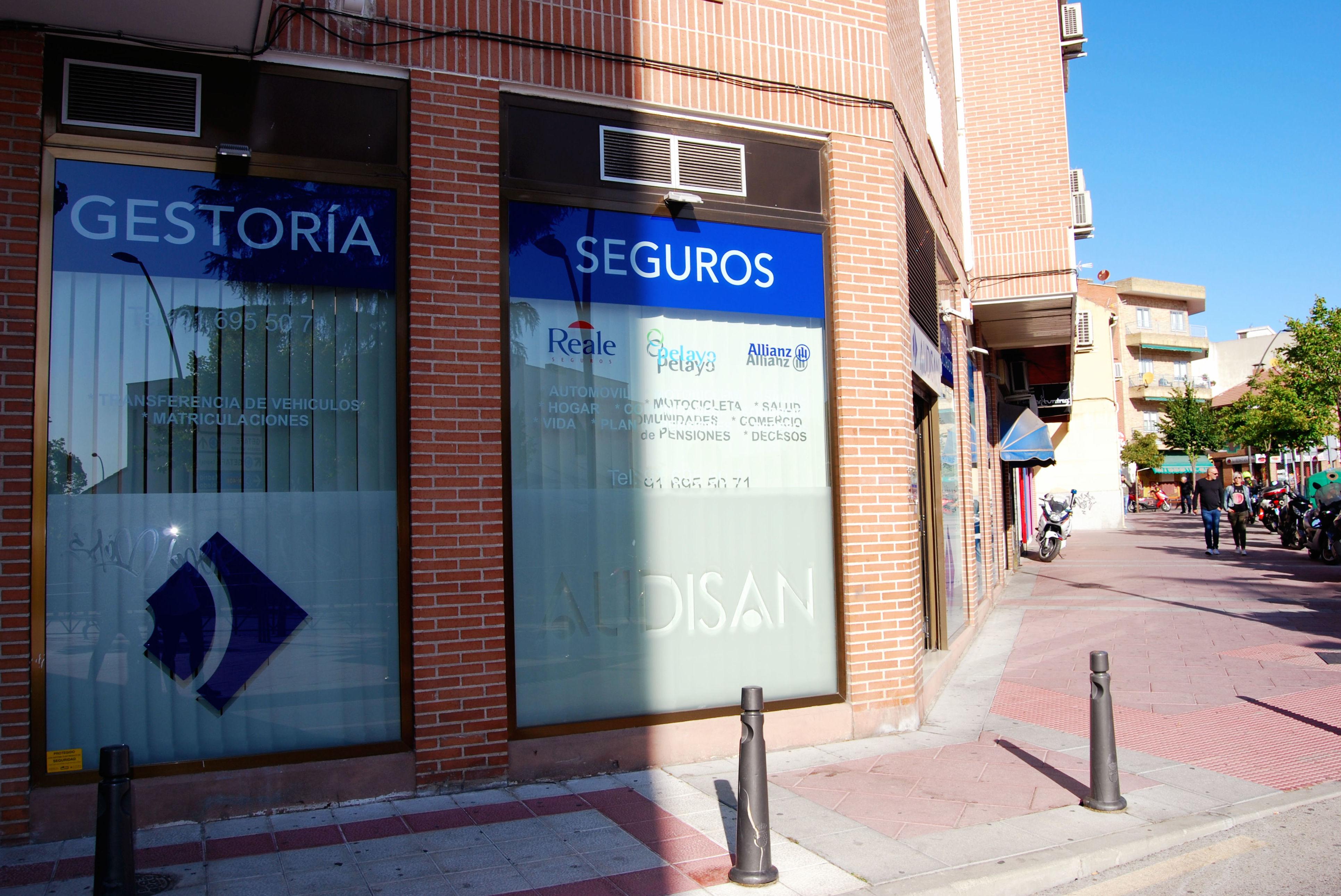Foto 3 de Correduría de seguros en  | Audisan, S.L