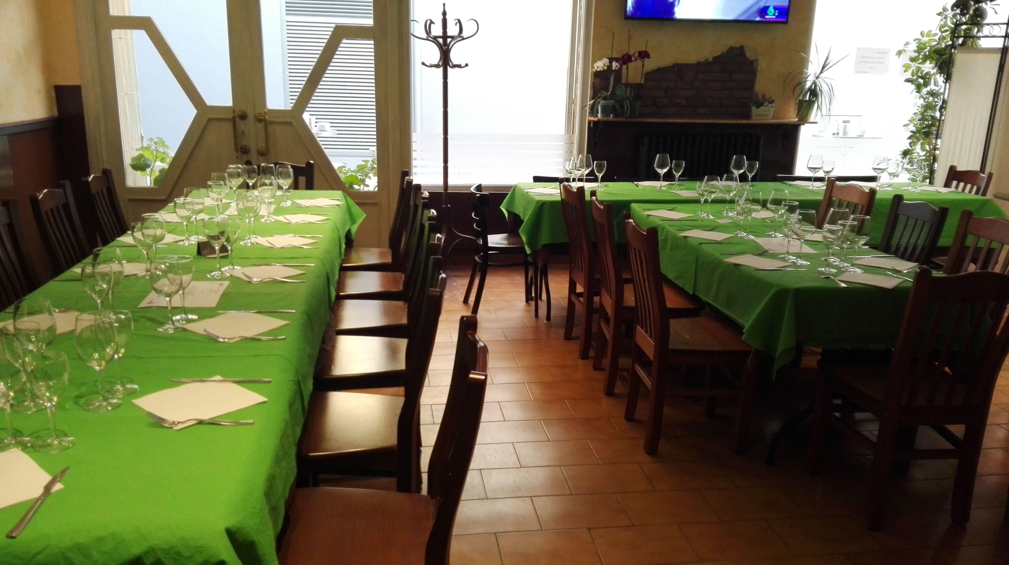 Menú para grupos: Carta de Restaurante El Tío Mariano