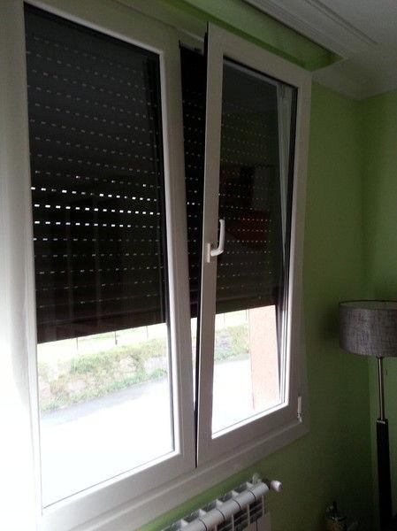 Instalación y reparación de persianas en Zarautz