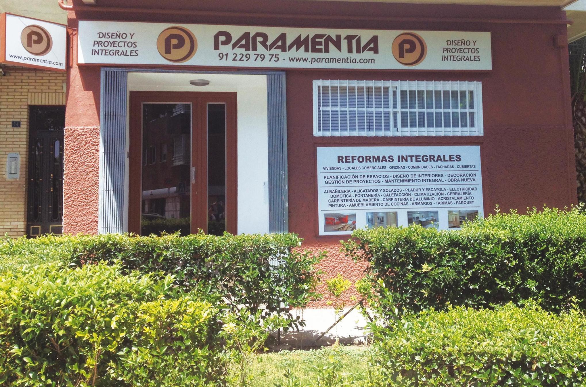 Empresa de reformas en San Sebastián de los Reyes (Paramentia)