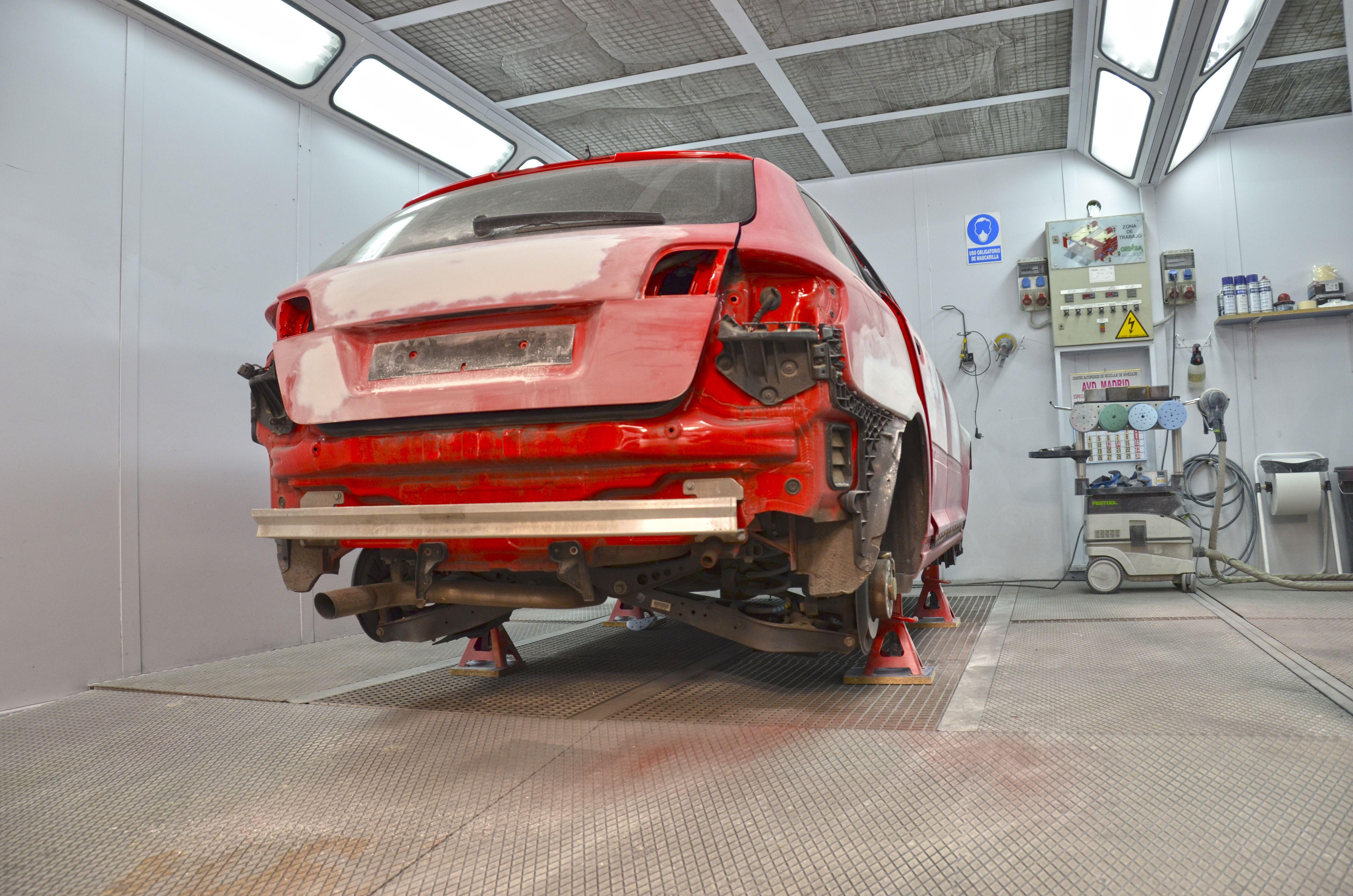 Foto 5 de Mecánica del automóvil en Valladolid | Argauto Motor