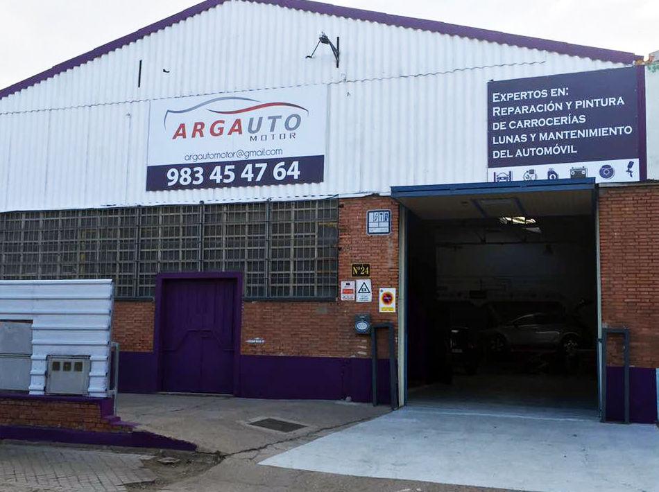 Argauto Motor en Valladolid