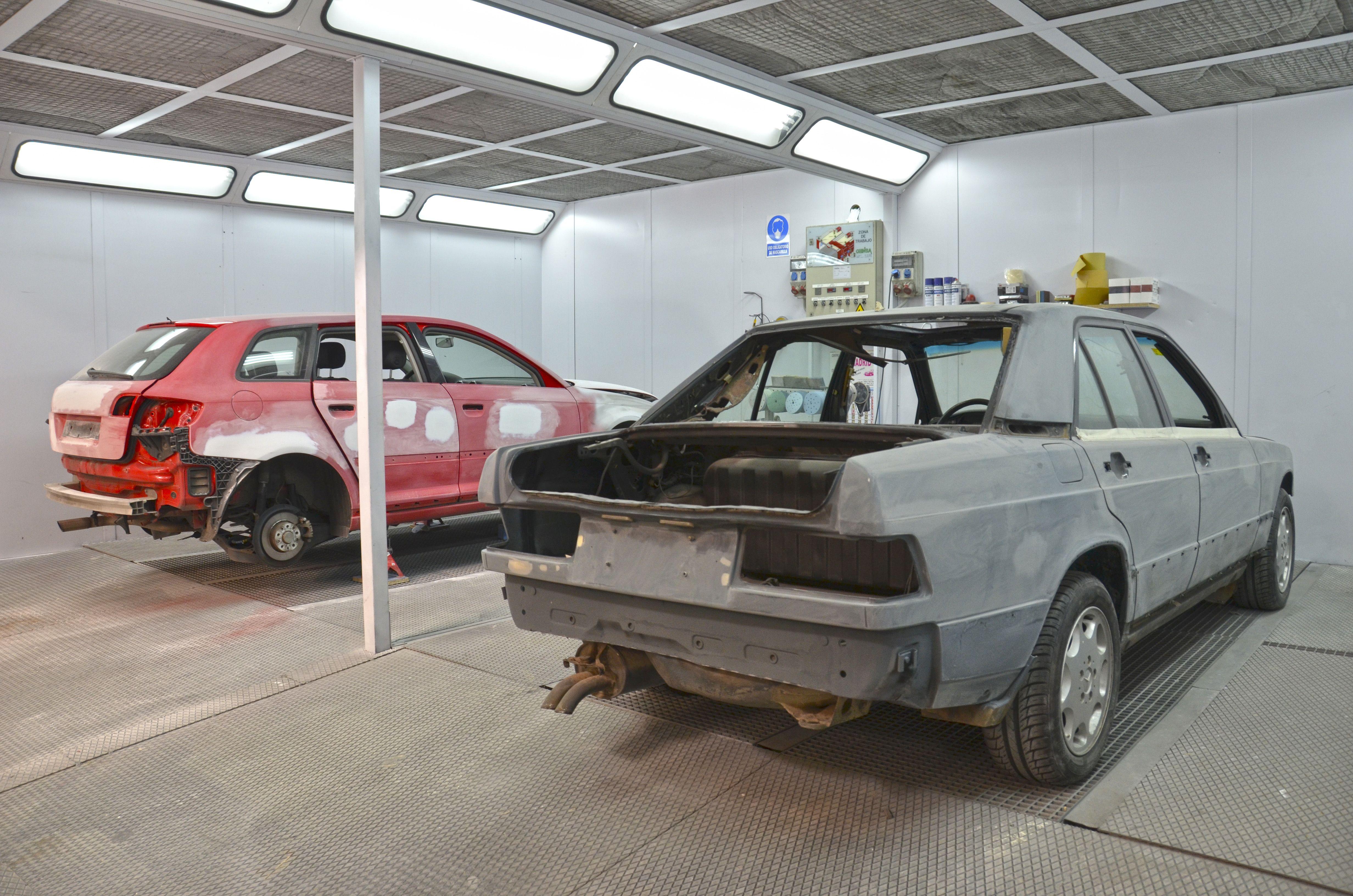 Foto 6 de Mecánica del automóvil en Valladolid   Argauto Motor