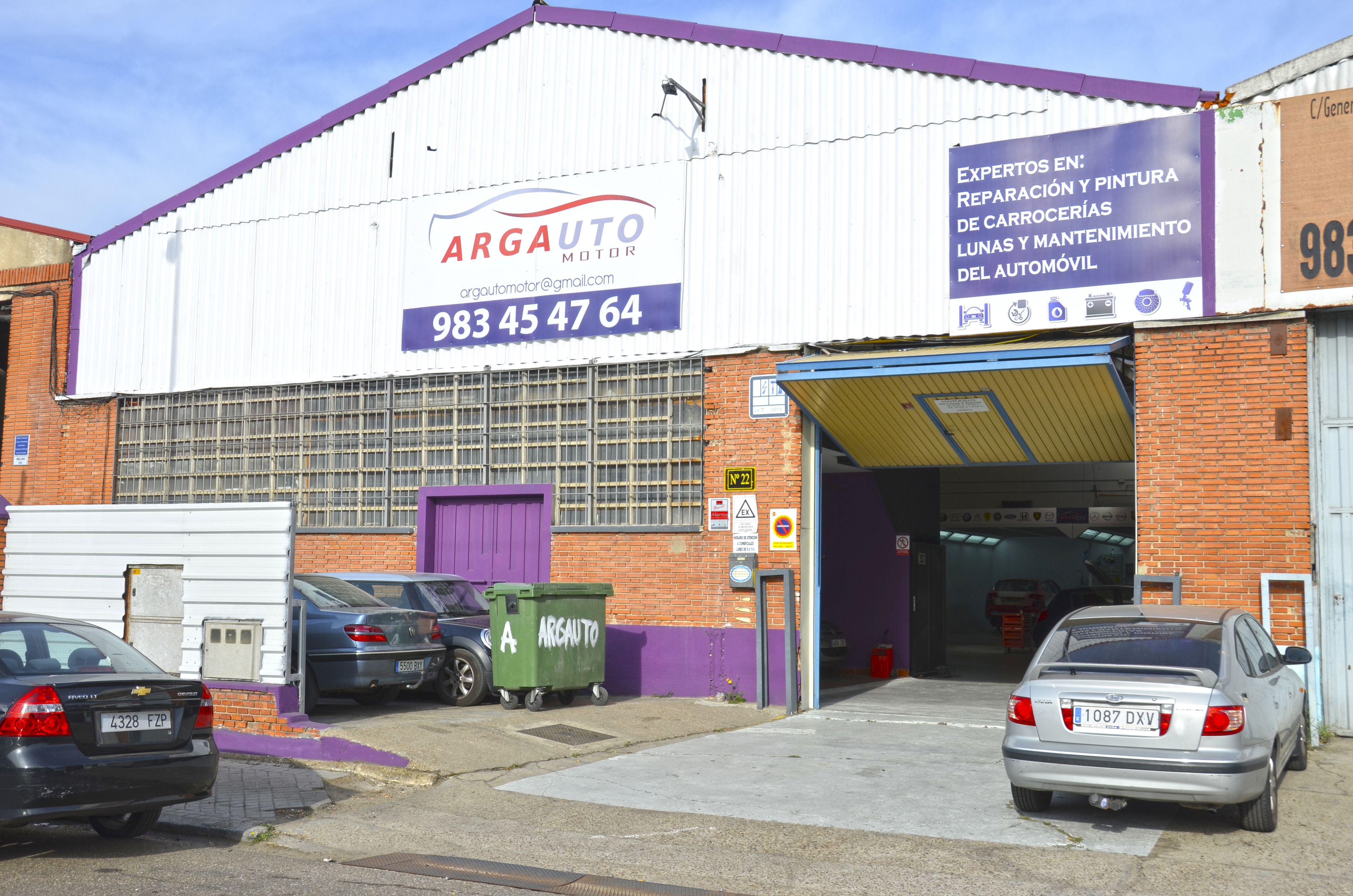 Foto 2 de Mecánica del automóvil en Valladolid | Argauto Motor