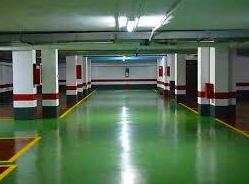 pintura industrial (aplicacion de epoxi en suelo)