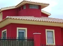 pintura fachada Cartagena