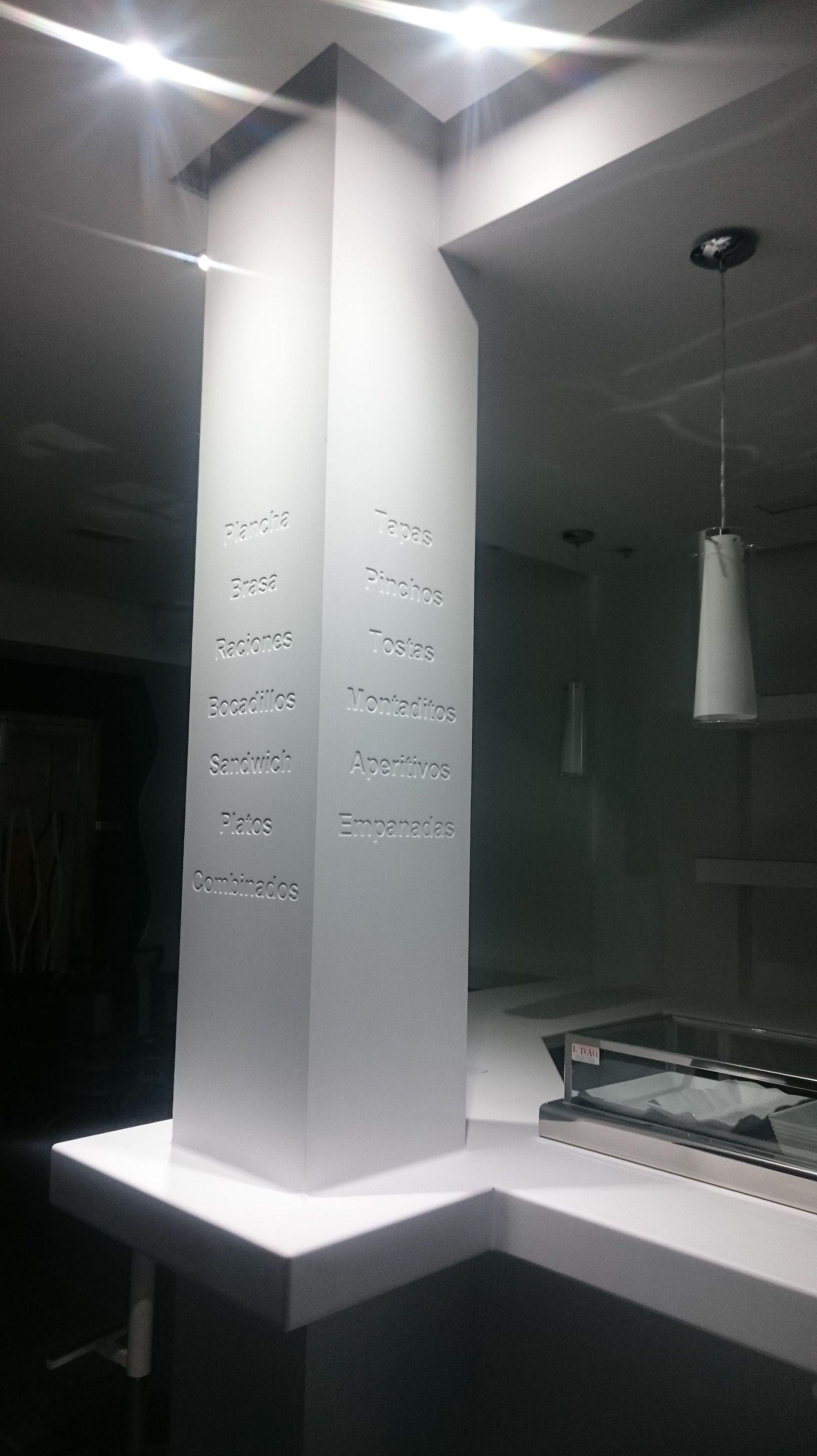 Foto 55 de Fabricantes de Krion en Zamora | Werke Design