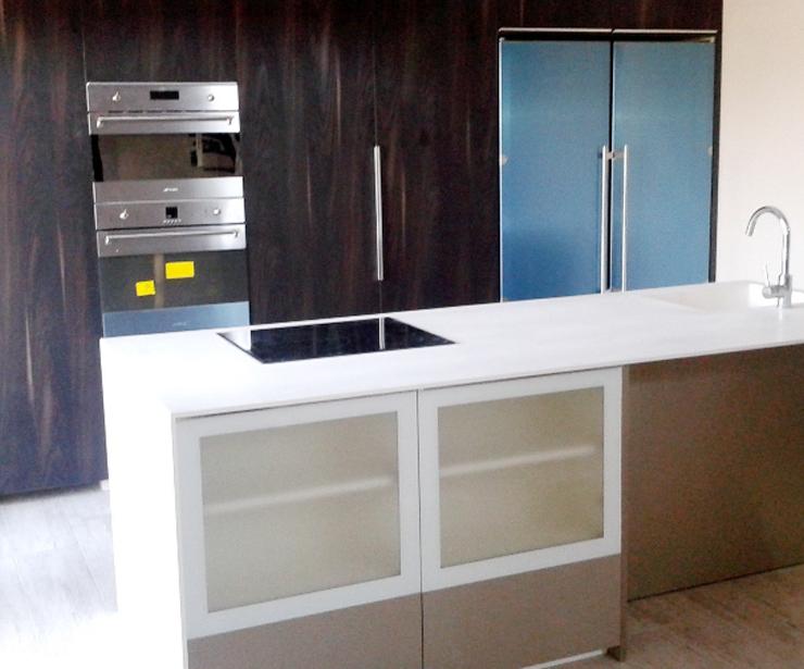 Empresa de diseño de cocinas con krión