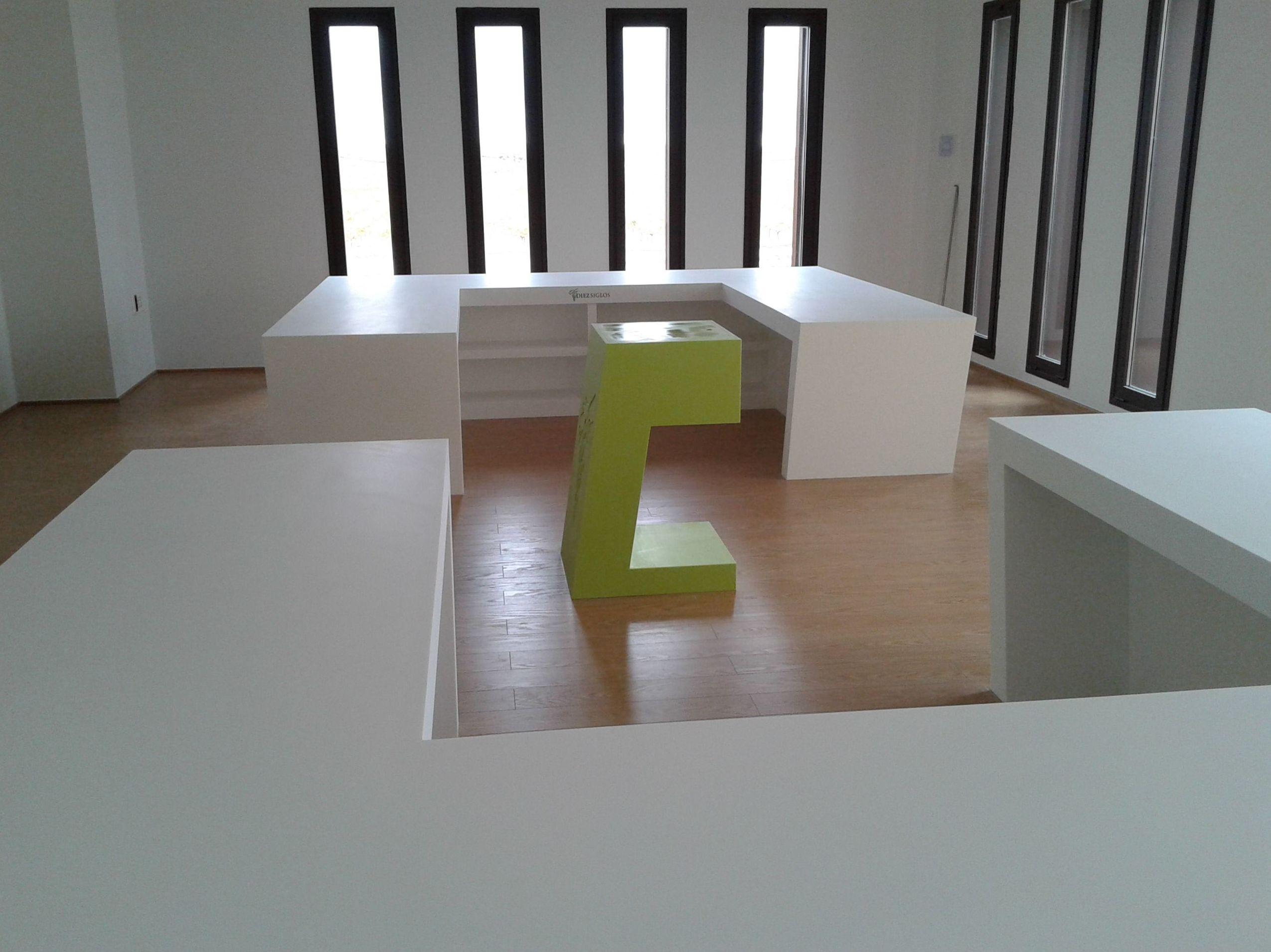 Foto 37 de Fabricantes de Krion en Zamora | Werke Design