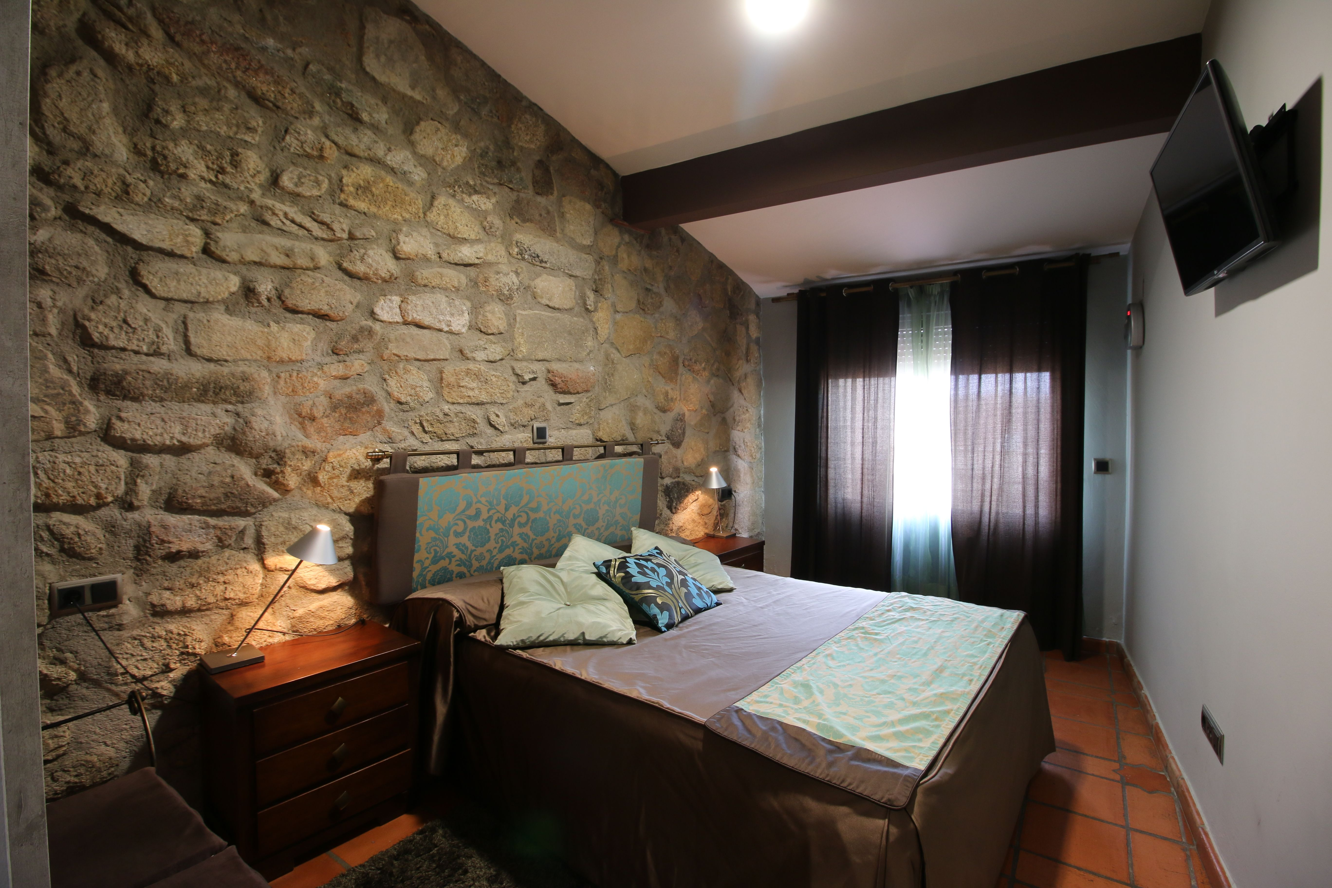 Donde dormir en Montánchez