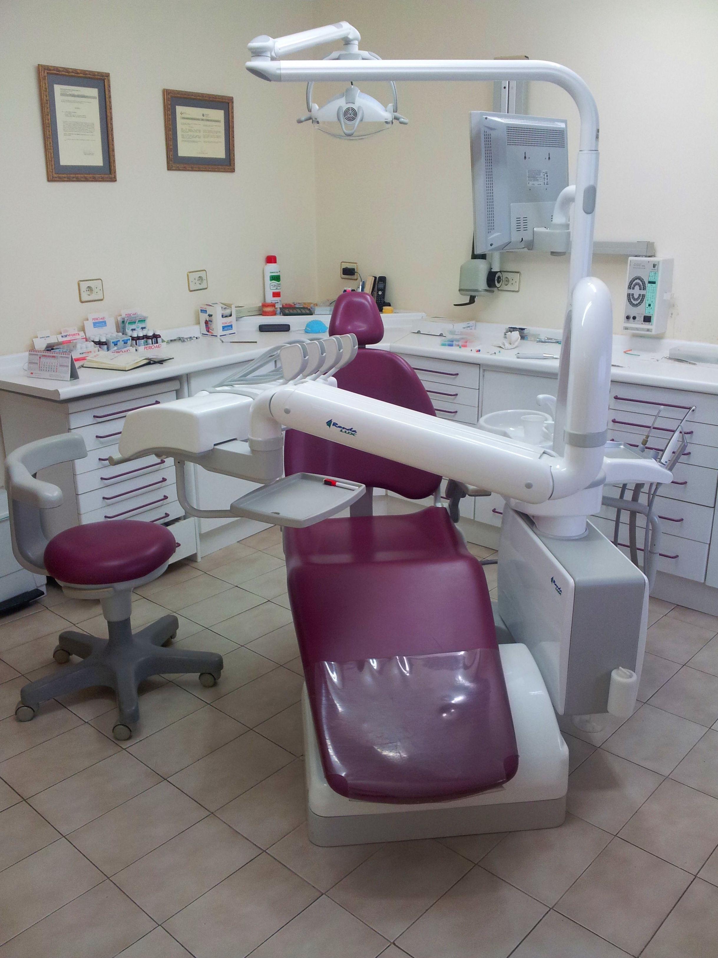 Clínica dental en Santurce